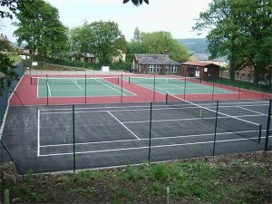 Tennis Court Construction Yorkshire