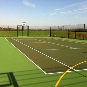 MUGA courts Yorkshire UK