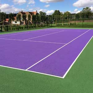 Sports Court Construction Yorkshire